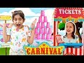 Anantya & Anaya Pretend Play Super Cool CARNIVAL/MELA | #MyMissAnand #Dussehra #DurgaPuja #Toystar