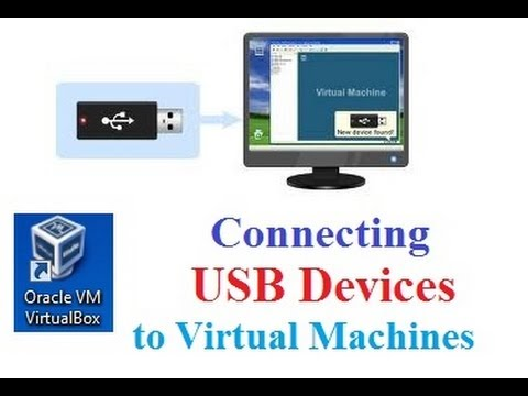 Virtualbox No Usb Devices Connected