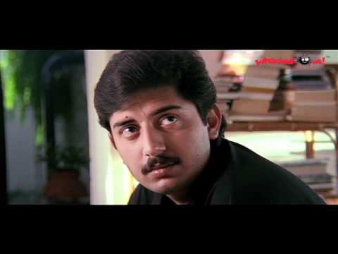 Roja Comedy Scene - Madhoo apologizing to Aravind Swamy
