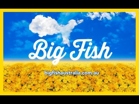 Big Fish the Musical - Australian Announcement Trailer
