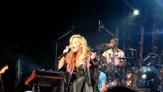 Download Get Back - Demi Lovato in Salt Lake City, Utah MP3 song and Music Video