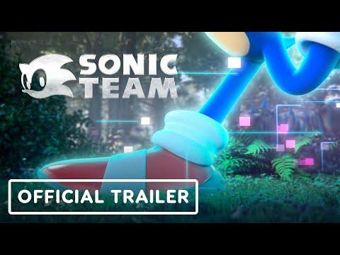 New Sonic Team Game - Official Teaser Trailer   Sonic Central 2021