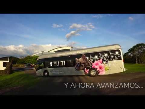 Costa Rica's first hydrogen fuel cell electric bus: Zero carbon emissions