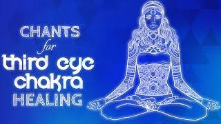 Download Soothing THIRD EYE CHAKRA CHANTS - Seed Mantra OM Chanting Meditation {ajna} Chakra Healing Music MP3 song and Music Video