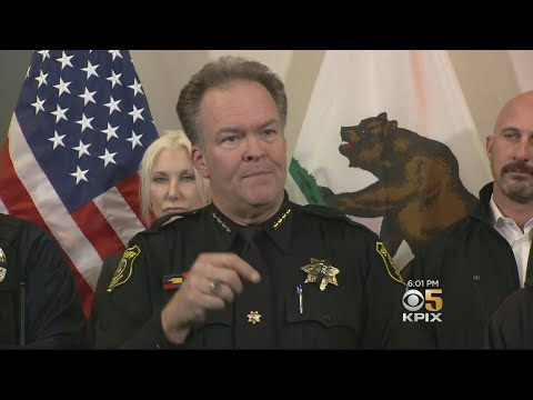 Sheriff Takes Aim at California Sanctuary Law Following Arrest of Alleged Cop Killer