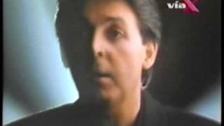"Paul McCartney - ""Ebony and Ivory"" - (solo version)"
