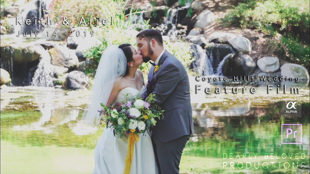 Coyote Hills Golf Course Wedding Videography | Keith & Ariel Feature Film | Fullerton, CA