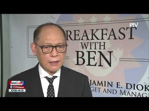 Diokno tackles 2018 budget in news forum