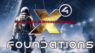 X4 Foundations | X4 [1.21] License Cheat NO 3rd party programs just Notepad Mp3