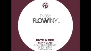 DNYO & GRG - Empty Glass (Cardia Remix) - Flow Vinyl