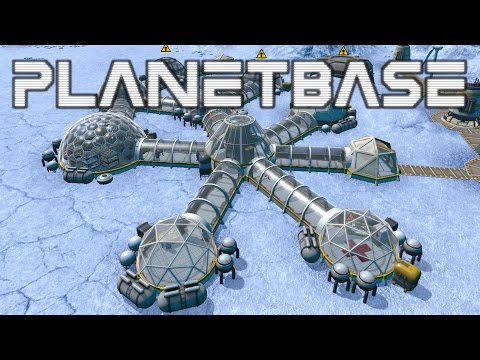 Planetbase Achievement Hunter - Class F 1-1