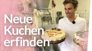 Kuchen erfinden & Torte backen – Bäcker Fynn | Kliemannsland