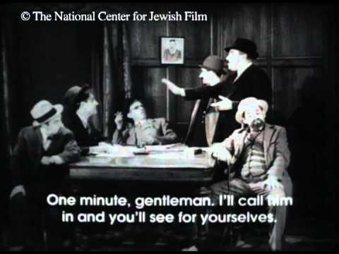 Clip: A Cantor on Trial (Khazan afn Probe)