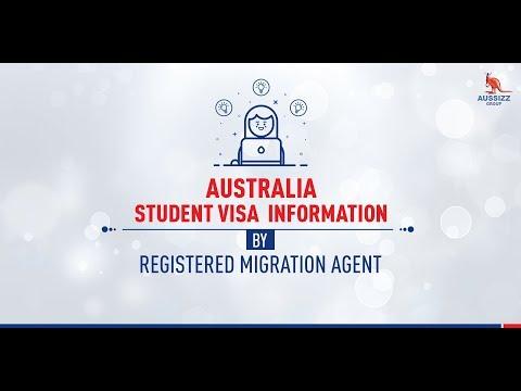 Australia Student Visa Information by Registered Migration Agent