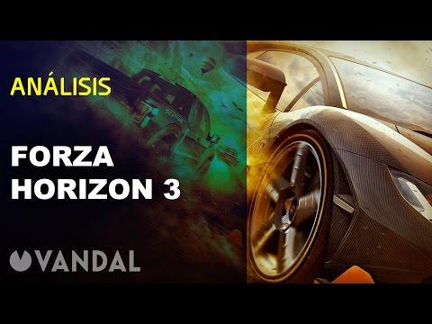 FORZA HORIZON 3 - Análisis
