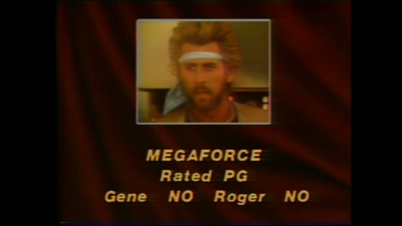 Download Mega Force (1982) movie review - Sneak Previews with Roger Ebert and Gene Siskel