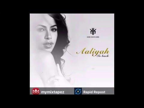 Timbaland x Aaliyah New Music Snippet 2015