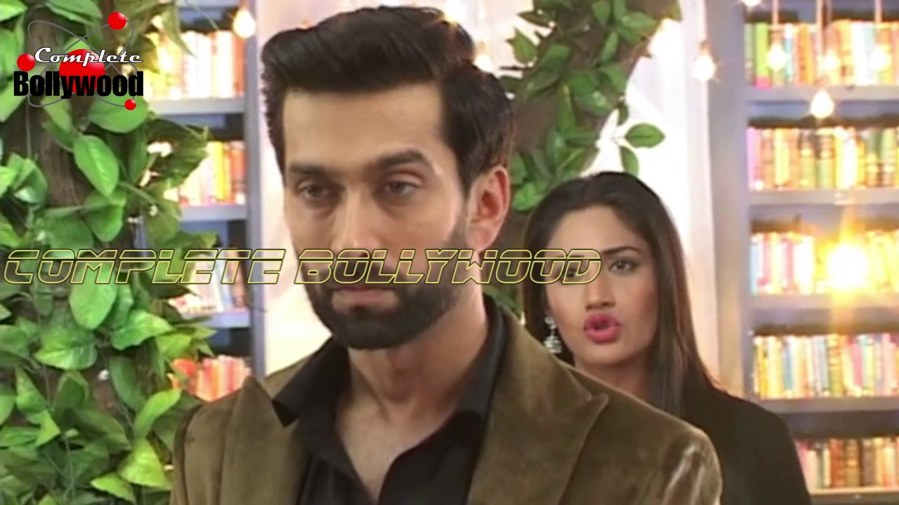 On Location Of TV Serial 'Ishqbaaz'- Will Shivaay Let Anika Go Away From His Life? #1