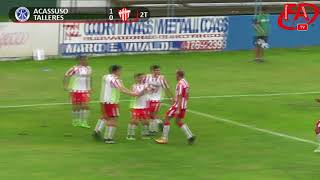 FATV 18/19 Fecha 3 - Acassuso 1 - Talleres 0