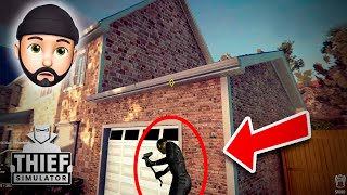 vuclip I FOUND VINNY'S HOUSE!! | Thief Simulator #35