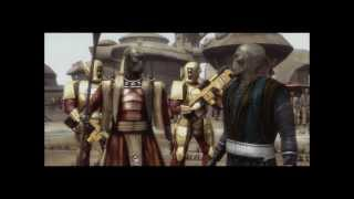 Warhammer 40'000 Fire warrior intro and full level
