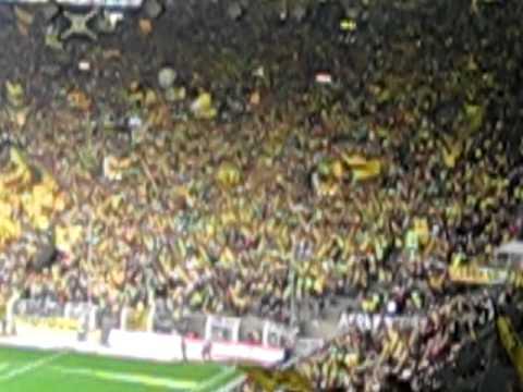 Borussia Dortmund - VFL Wolfsburg 01.05.2010 part 1