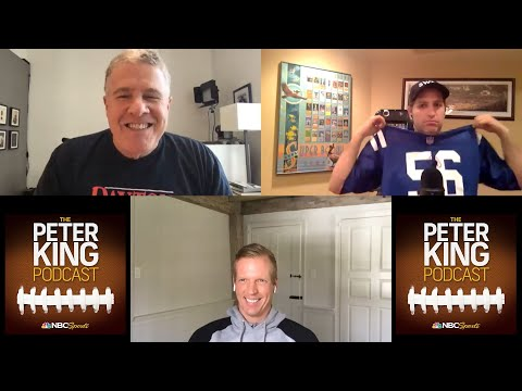 Peter King's NFL Draft Chat for Dollars with Chris Simms and Peter Schrager | NBC Sports