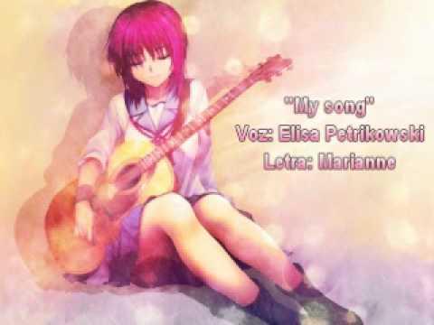 My song (Cover latino) ver. Elisa Petrikowski