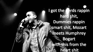 J. Cole- Dollar and a Dream 3 Lyrics