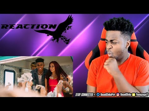 "BHAD BHABIE ""Get Like Me"" feat. NLE Choppa | REACTION"