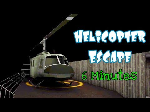 Granny Chapter Two Helicopter Escape In 6 Minutes