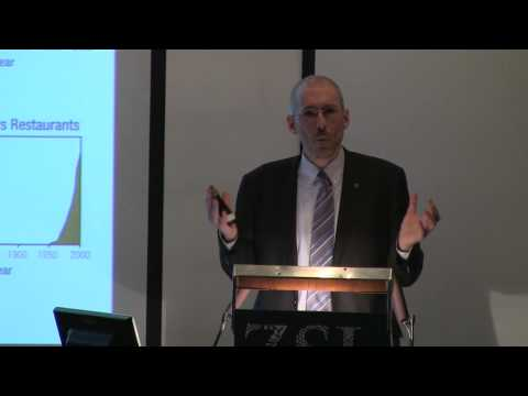 John Stott London Lecture 2013: Creation Care - David Nussba
