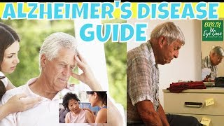 ALZHEIMERS DISEASE A Comprehensive Guide to Alzheimers Disease