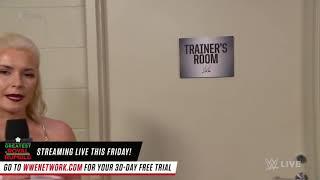 Daniel Bryan golpeado por big cass (EXCLUSIVO SHOW REX)