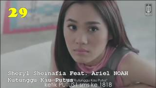 CHART LAGU INDONESIA  - TERBAIK 2016