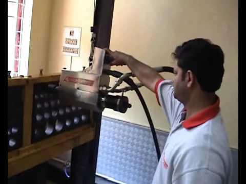 Экстрактор труб гидравлический непрерывного действия