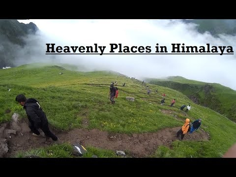 Heavenly Places in Himalaya You Must Visit