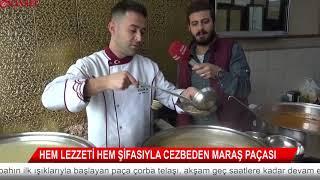 """""""DOĞAL ANTİBİYOTİK"""" MARAŞ PAÇASI"""