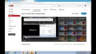 How To Rotate Uploaded Video On Youtube?