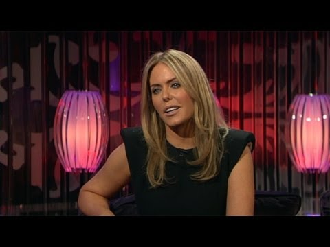 Acting with the greats at four years old - Patsy Kensit | The Saturday Night Show | RTÉ One