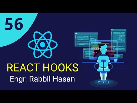 React JS Tutorial Bangla | Part 56 React Hooks Basic thumbnail