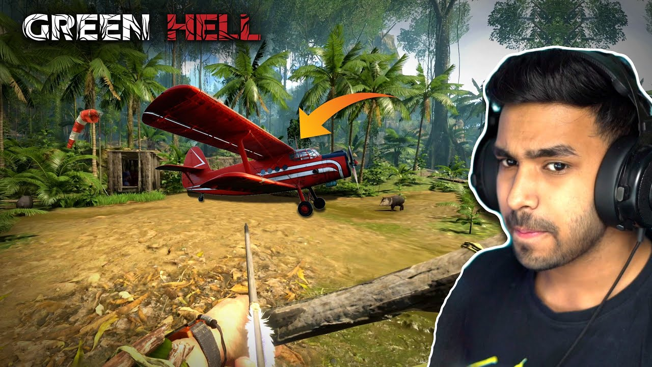 Download I FOUND AN AIRSTRIP IN JUNGLE | GREEN HELL GAMEPLAY #10