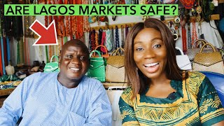 SHOPPING IN LAGOS, NIGERIA (PL…