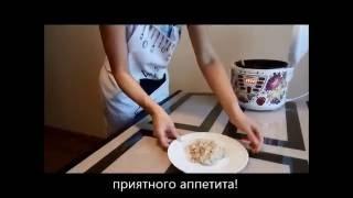 Овсяная каша в мультиварке SC-MC410S11 Жостово от Екатерины Гаврилиной