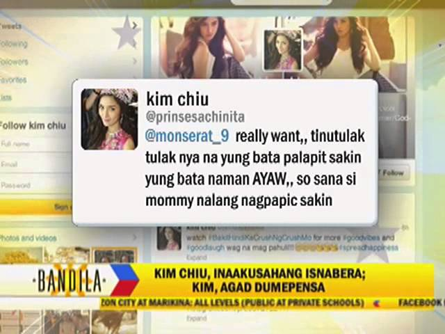 Kim Chiu denies being a snob Travel Video