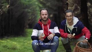 Tomas Grigaitis ir Mindaugas Urbikas