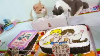 Repeat youtube video 忌廉哥11歲生日會 Brother Cream's 11th Birthday Party