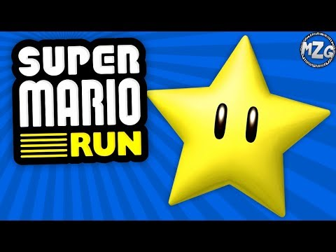Star World! All Pink Coins! - Super Mario Run Android Gameplay - Episode 10