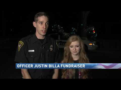 Support for fallen Mobile Police Officer pours in from all over port city - NBC 15 News, WPMI