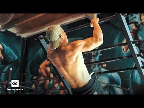 EXPLOSIVE Calisthenic Workout With Warren James Li   American Ninja Warrior